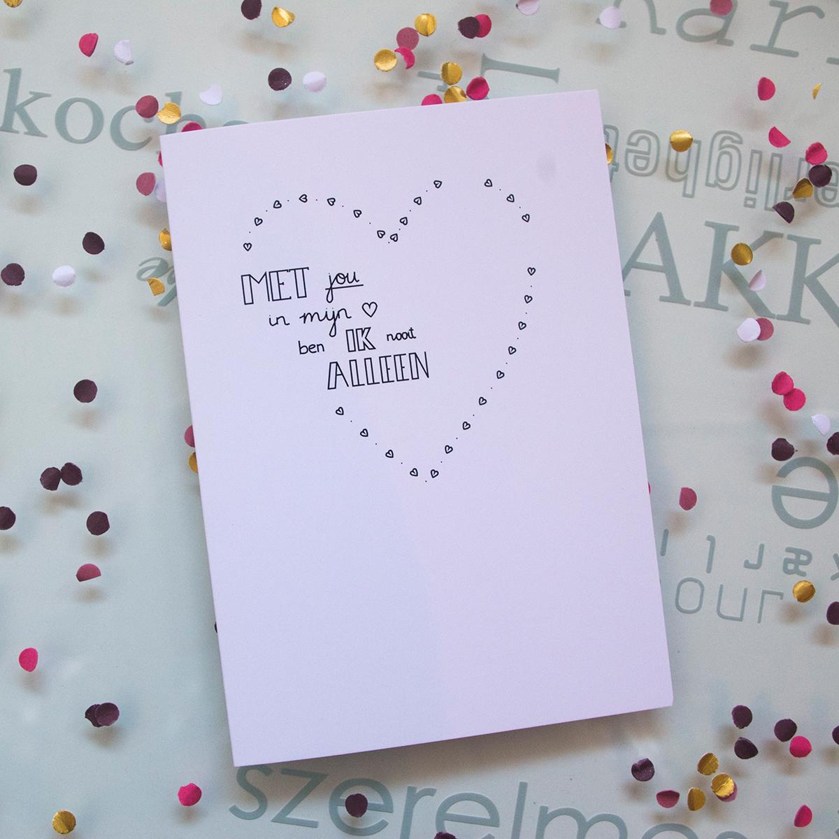 Valentijnskaartje