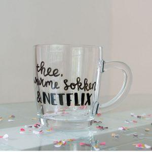 Theeglas Netflix